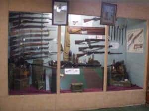 Weapons Display
